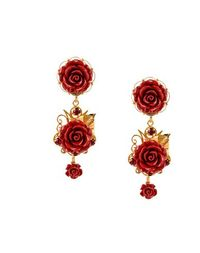 Серьги Dolce &; Gabbana