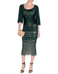 Длинное платье Dolce &; Gabbana