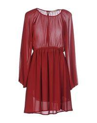 Короткое платье Please