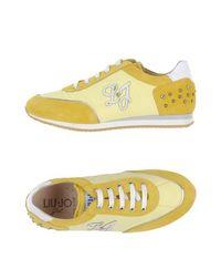Низкие кеды и кроссовки LIU •JO Girl