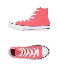 Низкие кеды и кроссовки Converse
