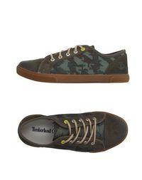 Низкие кеды и кроссовки Timberland
