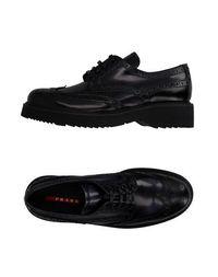 Обувь на шнурках Prada Sport