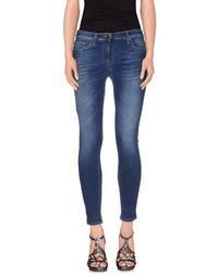 Джинсовые брюки Elisabetta Franchi Jeans