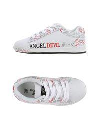 Низкие кеды и кроссовки Angel Devil Jcool