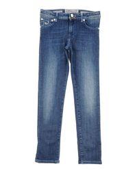 Джинсовые брюки Jacob CohЁn Junior