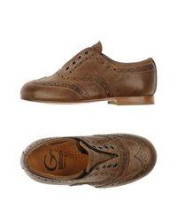Обувь на шнурках Gallucci