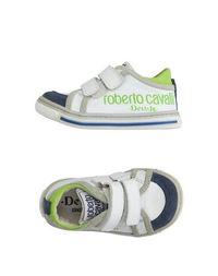 Низкие кеды и кроссовки Roberto Cavalli Devils