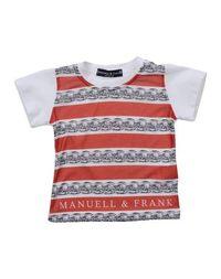 Футболка Manuell &; Frank