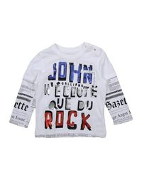 Футболка John Galliano Kids