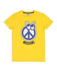 Футболка Moschino Teen
