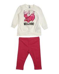Комплекты с брюками Moschino Baby