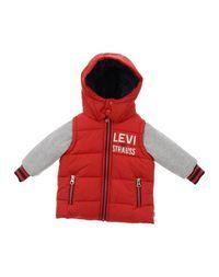 Пуховик с синт. наполнителем Levis Kidswear