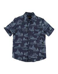 Джинсовая рубашка Roberto Cavalli