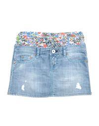 Джинсовая юбка Nolita Pocket