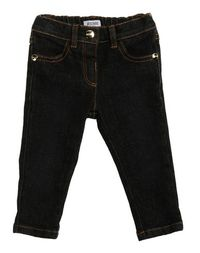 Джинсовые брюки Moschino Baby