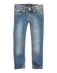 Джинсовые брюки Mini Rodini