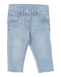 Джинсовые брюки Monnalisa Bebe