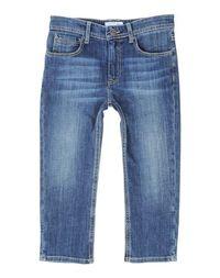 Джинсовые брюки Burberry Children