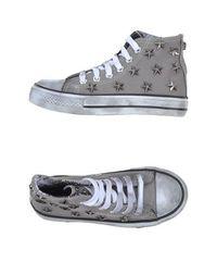 Высокие кеды и кроссовки Tsd12