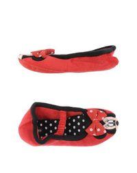 Домашние туфли Disney