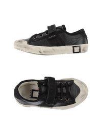 Низкие кеды и кроссовки D.A.T.E. Kids