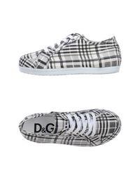 Низкие кеды и кроссовки D&;G Junior