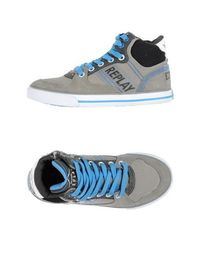 Высокие кеды и кроссовки Replay &; Sons