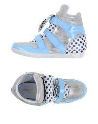 Высокие кеды и кроссовки Simonetta