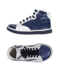 Высокие кеды и кроссовки Colorichiari