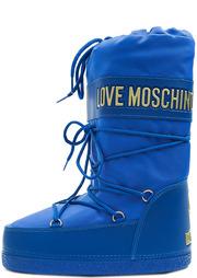 Дутики Love Moschino
