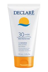 Солнцезащитный лосьон Anti-Wrinkle Sun Lotion SPF30, 150ml Declare