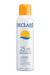 Солнцезащитный спрей Anti-Wrinkle Sun Spray SPF25, 200ml Declare