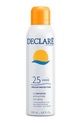 Солнцезащитный спрей Anti-Wrinkle Sun Spray SPF25, 200ml Declare