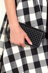 Кожаный кошелек M Panettone Wallet Christian Louboutin