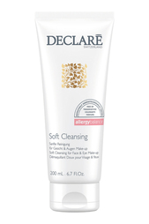 Очищающий гель для снятия макияжа Soft Cleansing For Face & Make-up, 200ml Declare
