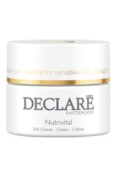 Питательный крем для нормальной кожи лица Nutrivital 24H, 50ml Declare