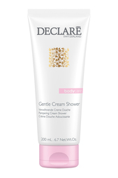 Крем-гель для душа Gentle Cream Shower, 200ml Declare