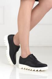 Кожаные ботинки Swear