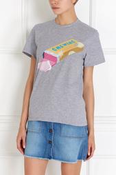 Хлопковая футболка Bubblegum Candyshop