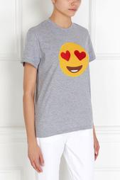 Хлопковая футболка Lovesmiles Candyshop