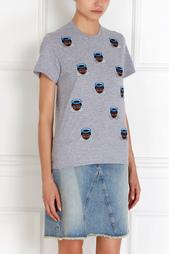 Хлопковая футболка Mulattoangels Candyshop
