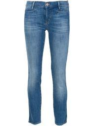 укороченные джинсы  Mih Jeans
