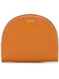 кошелек для монет A.P.C.