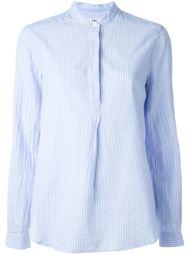 полосатая блузка с длинными рукавами YMC