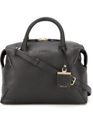 сумка-тоут с застежкой-молнией DKNY