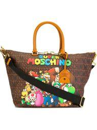 сумка-тоут 'Super Moschino'  Moschino