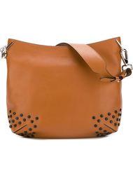 маленькая сумка-хобо Tod's