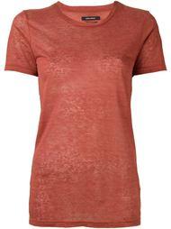 футболка 'Madras' Isabel Marant