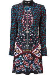 платье с цветочным узором Mary Katrantzou